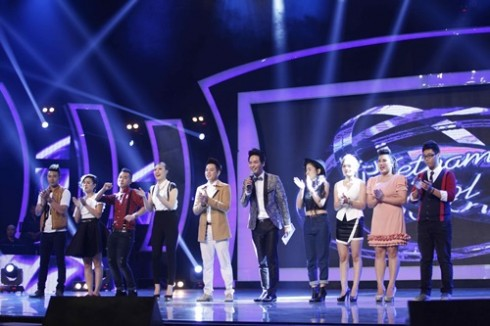 Top 9 Vietnam Idol 2014