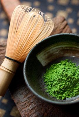 [Mỹ phẩm homemade] 3 công thức làm đẹp với bột trà xanh