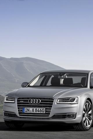 Audi A8L - Mẫu xe cho mùa Hè sôi động