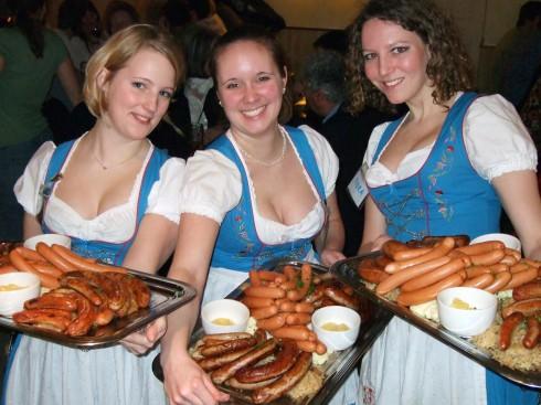 Le hoi bia Oktoberfest (2)