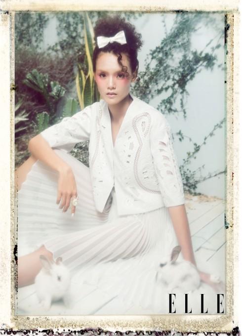 Áo Karen Millen, Chân váy Trương Thanh Hải, Nhẫn Ethophen