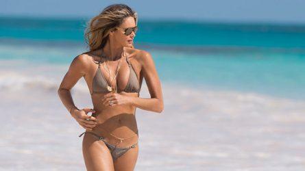10 bí quyết giữ vóc dáng của người đẹp không tuổi Elle Macpherson