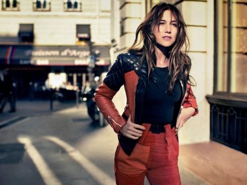 Charlotte Gainsbourg<br/>Không bao giờ nhận mình là biểu tượng thời trang, song thật khó để chối bỏ những ảnh hưởng của nữ diễn viên trẻ, người mẫu tài năng này với giới trẻ.