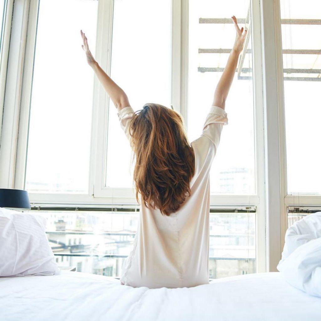 """Mở cửa số để tinh thần thực sự được """"thức dậy"""" đón chào một ngày mới"""