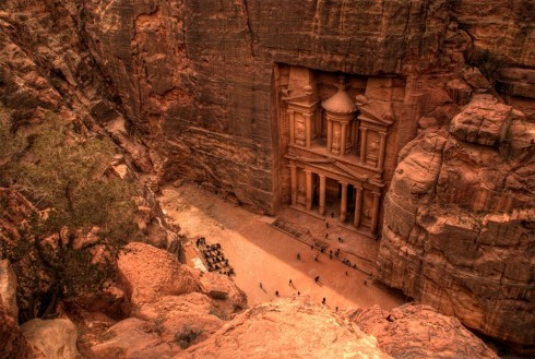 the-city-of-petra-jordan