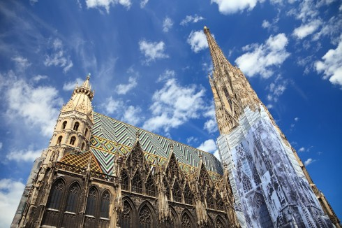 St.-Stephan-cathedral-in-Vienna-Austria