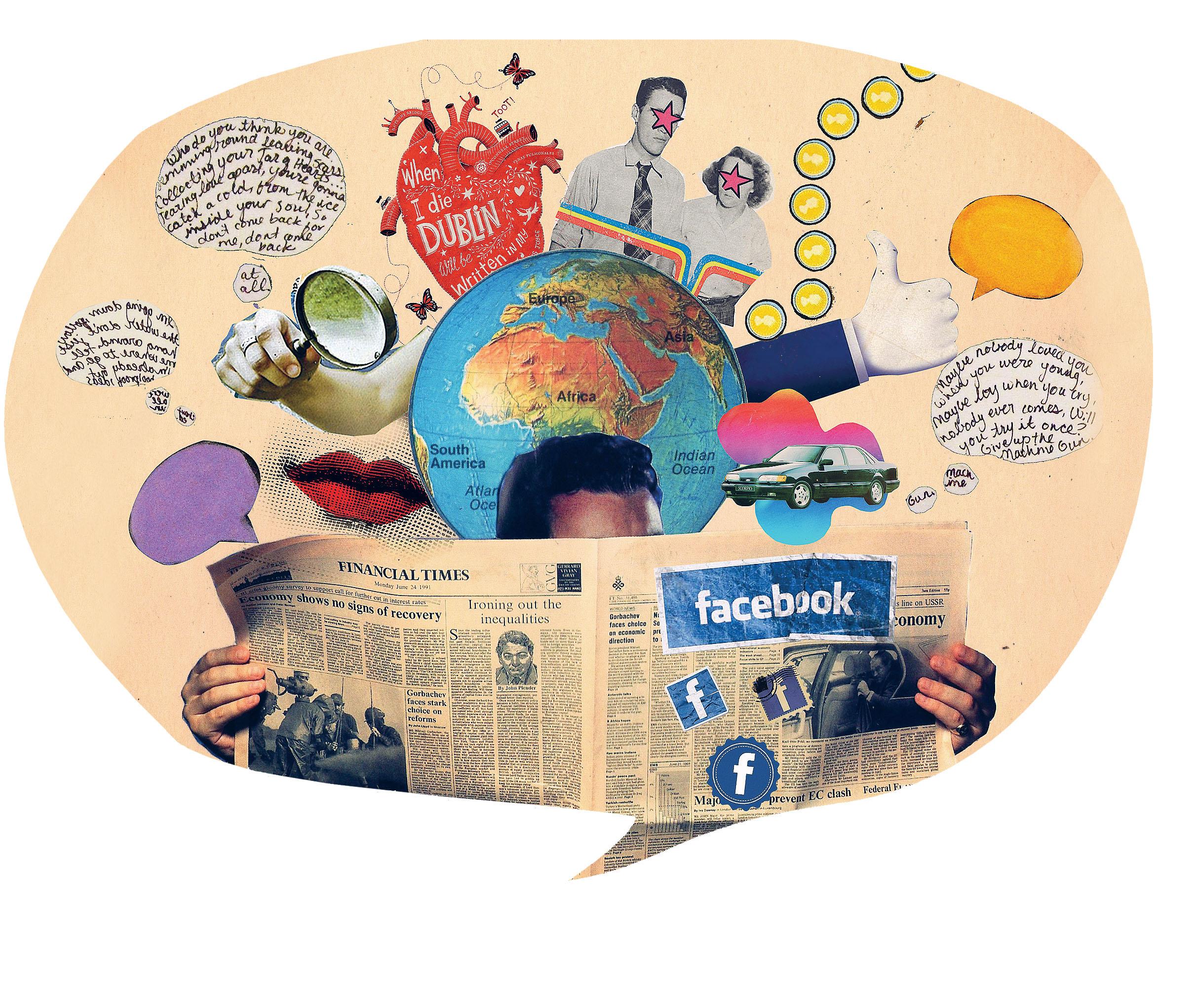 Hôn nhân vs Facebook