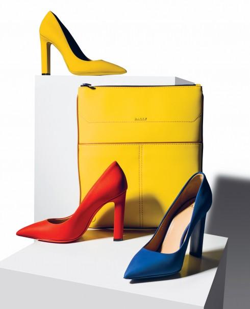 Giày và túi xách Bally