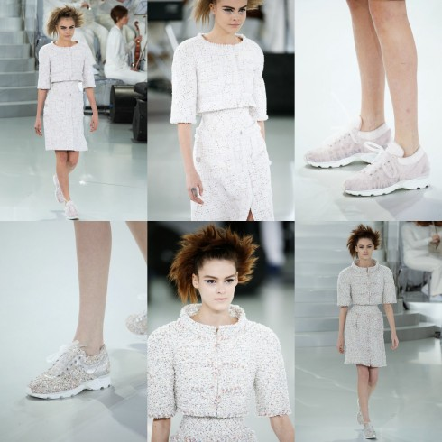 chanel-couture-spring-2014-sneakers-trend-trainers-cara-delevingne