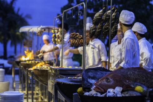 Hyatt_Regency_Danang-Seafood_BBQ