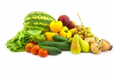 Chọn ăn những thực phẩm giàu nước