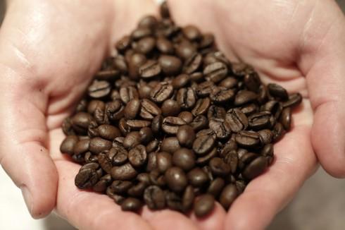 Tẩy tế bào chết bằng bột cà phê