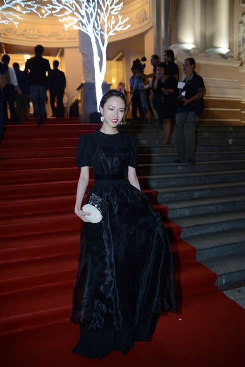 Hoa hậu người Việt tại Nga Trương Hồ Phương Nga