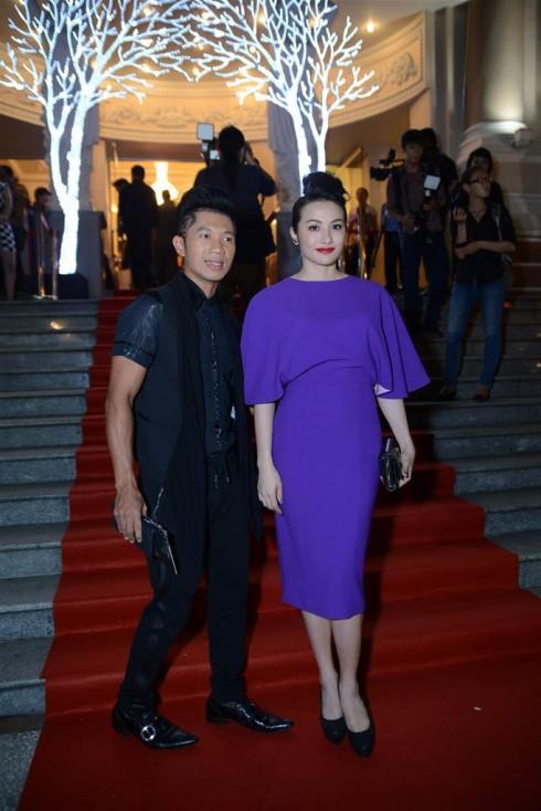 Nhạc sĩ Lương Bằng Quang và Trương Nhi
