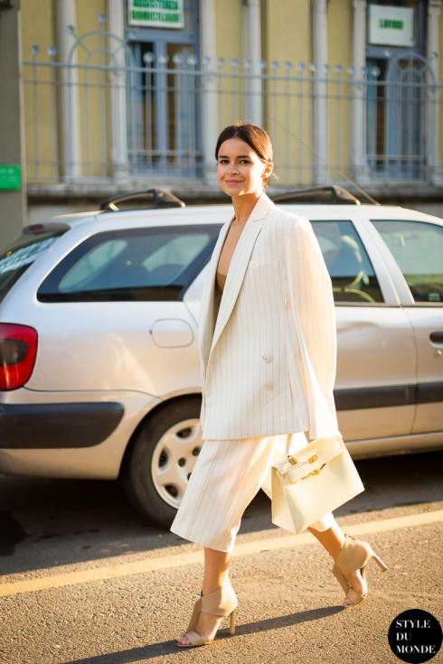 Miroslava Duma <br/>Doanh nhân và blogger thời trang nổi tiếng người Nga luôn biết khắc phục vóc dáng nhỏ bé bằng những trang phục gây ấn tượng ngay từ cái nhìn đầu tiên, cực đẹp, cực thời trang. Phần trang điểm và tóc luôn đơn giản để cô có thể phô bày hết vẻ đẹp tự nhiên trời phú.