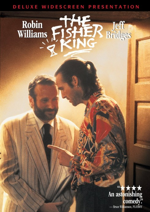 Robin Williams trong The Fisher King (1991)