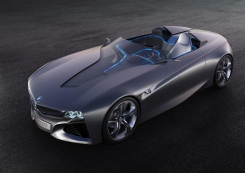 BMW Vision Connected Drive (Large)