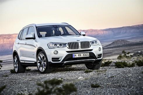 BMW X3 (Large)