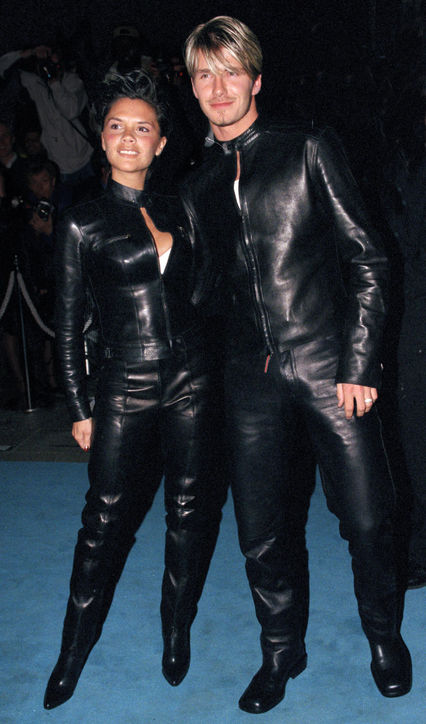 Năm 1999: Victoria bên Beckham