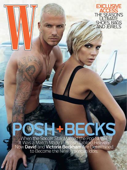 Năm 2007: Beck - Vic chụp hình tạp chí.