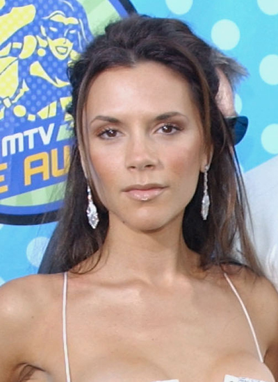 Năm 2003: Victoria tại MTV Movie Awards.