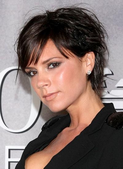 Năm 2009: Victoria trong dự án hợp tác cùng Emporio Armani
