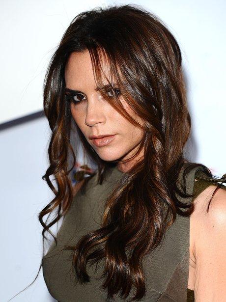 Victoria tại sự kiện Tiền Oscar 2012.