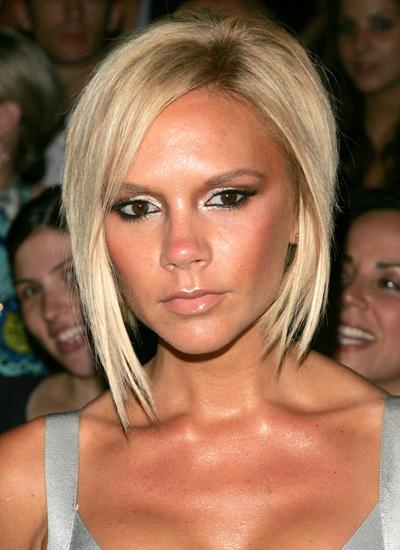 Năm 2007: Victoria có mặt ở buổi ra mắt BST Xuân Hè của Marc Jacobs.