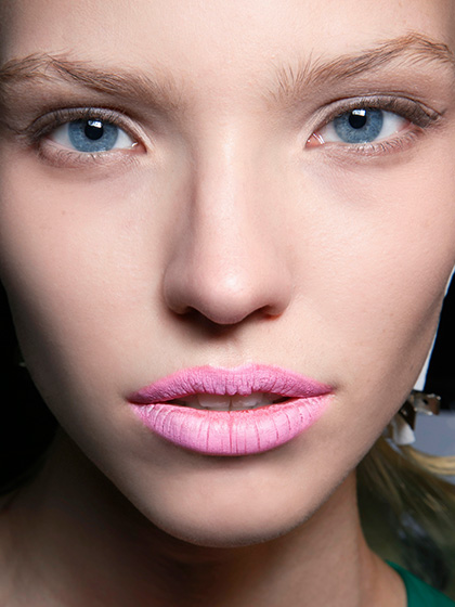 prabal-gurung-pink-lipstick