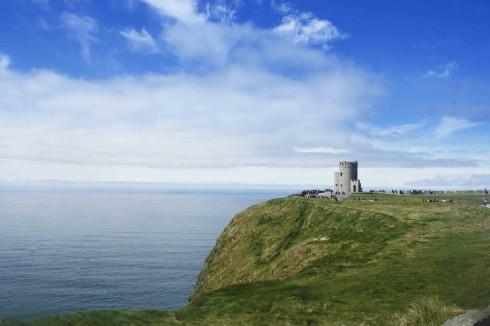 Toà tháp O'Brien ngày nay phục vụ cho việc ngắm cảnh của du khách