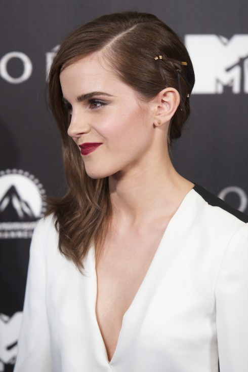 <br/>Madrid premiere of 'Noah' at Palafox Cinema - Arrivals  Featuring: Emma Watson Where: Madrid, Spain When: 17 Mar 2014 Credit: Sean Thorton/WENN.com  **Not Available for Publication in Spain and France**