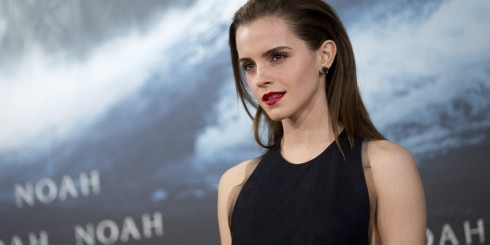 <br/>Actress Emma Watson attends the