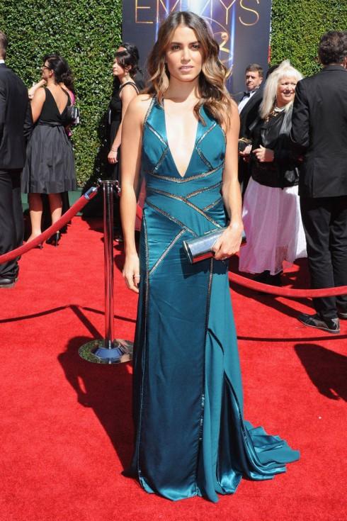 Nikki Reed <br/>Versace