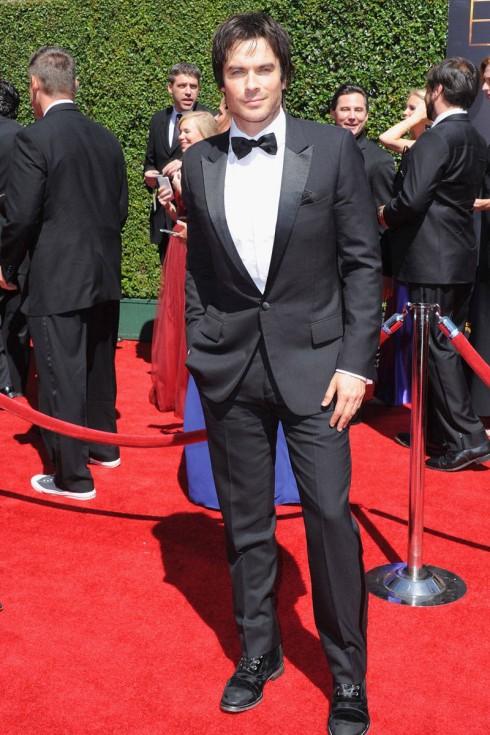 Ian Somerhalder <br/>Dior
