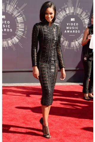 Sao lộng lẫy trên thảm đỏ MTV VMAs 2014