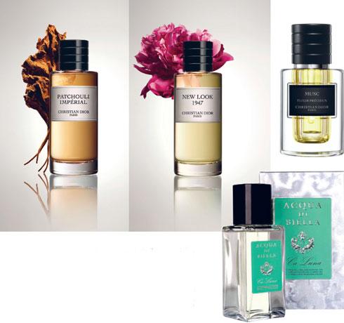 Paris kiêu kỳ hay biển Địa Trung Hải xanh thẫm hơn cả màu hoa mua, tất cả đều là cảm hứng cho những hợp hương