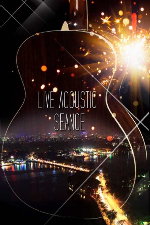 Thu gian Summit Loung - Live Acoustic Seance