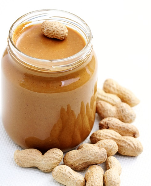 1. Thực phẩm chứa lysine và proline.<br/>Đậu phộng là nguồn cung cấp lysine quan trọng thúc đẩy tái tạo và sản xuất collagen .