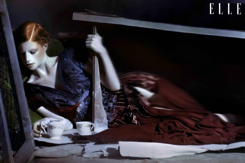 Đầm John Galliano