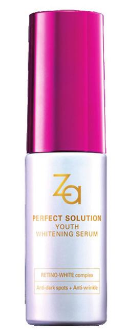 Tinh chất dưỡng trắng và ngăn ngừa lão hóa ZA