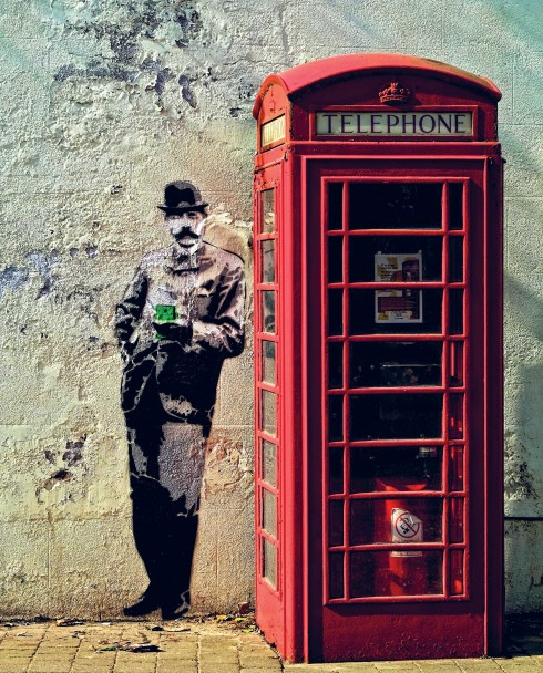 Tính ngẫu hứng, tự do trong nghệ thuật đường phố