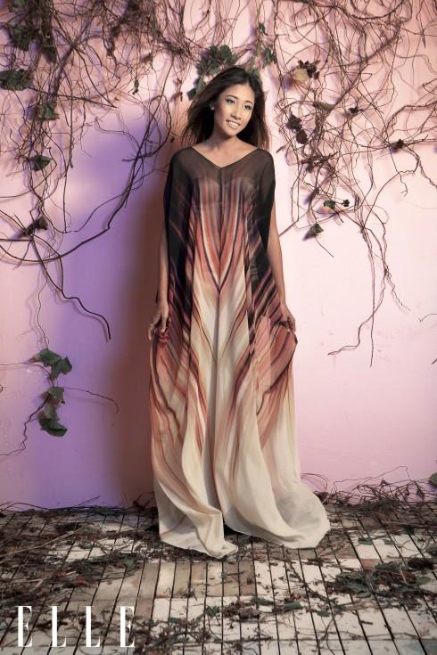 Đầm Võ Công Khanh, Phụ kiện của stylist