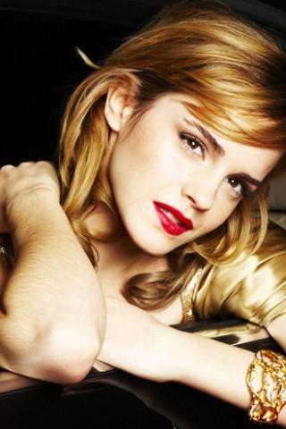 Emma Watson - Hoa hồng nước Anh