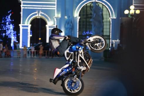 BMW Stunt Rider 2