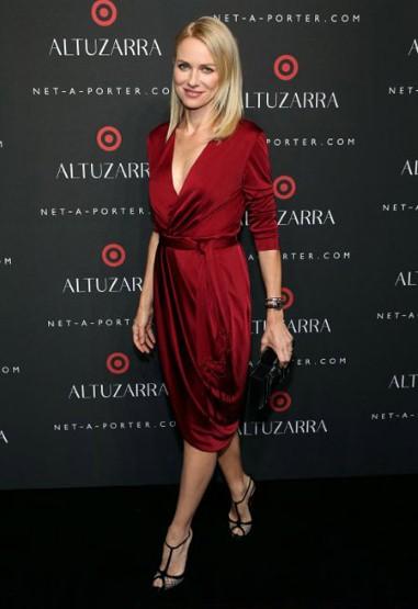 Ngôi sao Hollywood Naomi Watts tại buổi tiệc ăn mừng sự hợp tác giữa Joseph Altuzarra và Target (5/9)