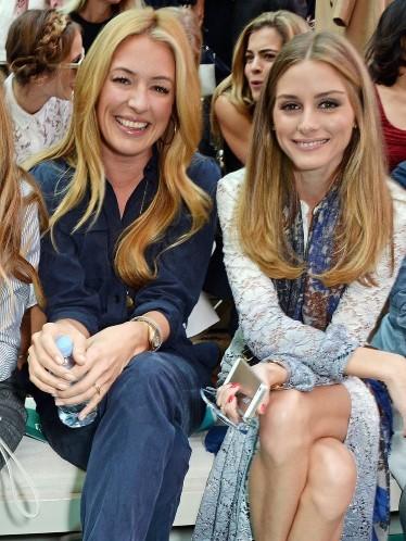 Cat Deeley & Olivia Palermo
