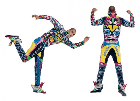 BST Adidas Originals by Jeremy Scott năm 2013