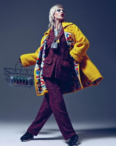Trang phục và phụ kiện Chanel