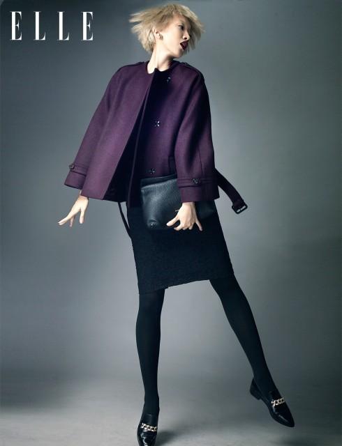 Trang phục, túi xách Burberry London, Giày Mango