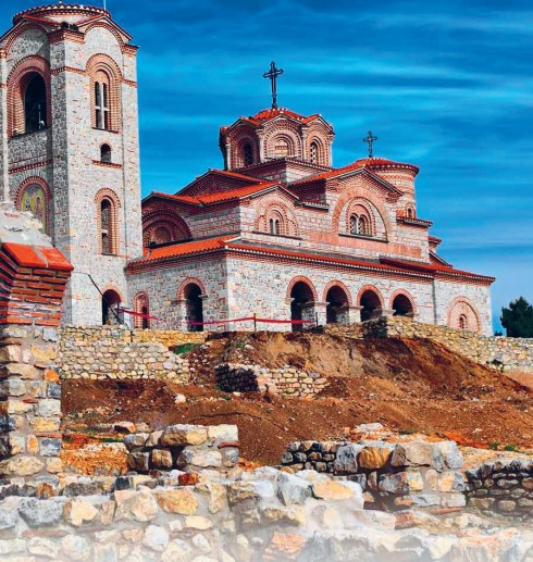 Người dân Macedonia luôn ý thức bảo tồn những giá trị văn hóa, lịch sử